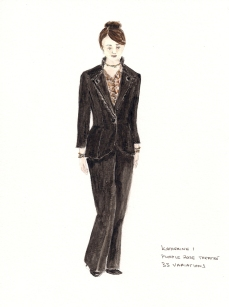 Katherine Business Suit